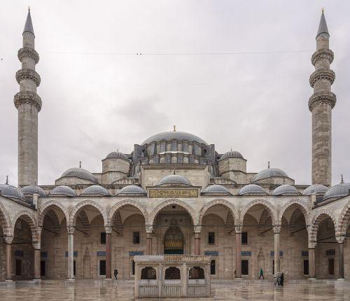 Moscheea Suleymanye