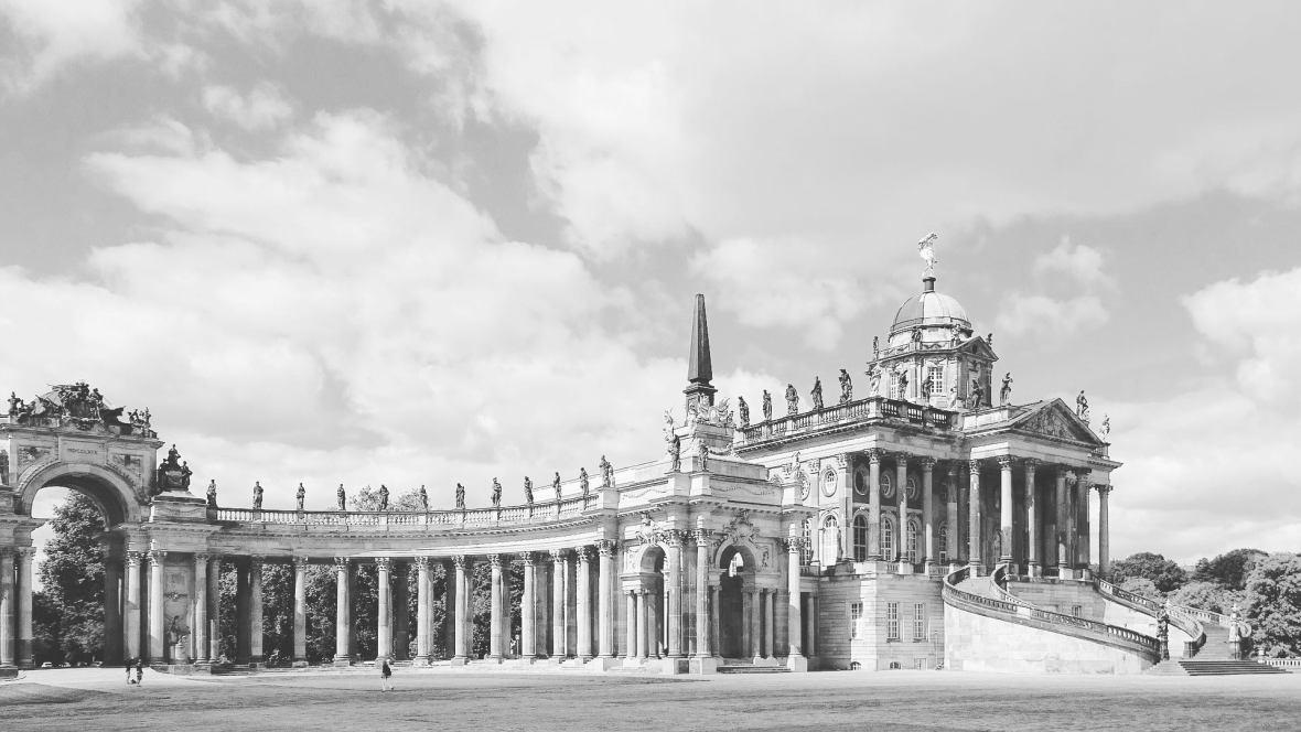 New Palace Sanssouci