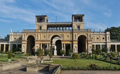 Sanssouci Park Oragerie